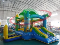 Inflatable Jungle Forest Mini Bouncer & Coustomized Yours Today