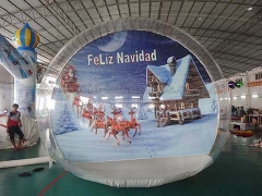 Bubble Tent Inflatable Snow Globe for Take Photo,Party Rentals,Corporate Events