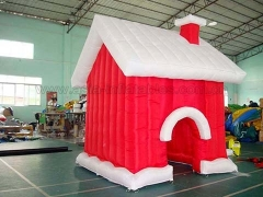 Fantastic Inflatable Christmas House